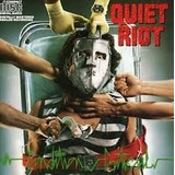 Quiet Riot Condition Critical[cd  Importado Original Lacrado